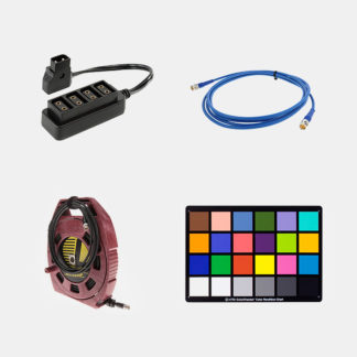 Cables connectors / Color charts